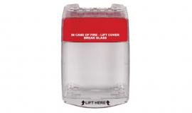 Fire Alarm Break Glass Cover