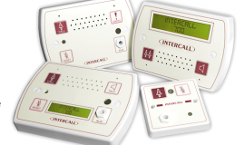 Intercall 700 Nurse Call System